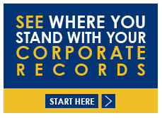 Click here to see where you stand with your Corporate Records