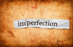 Embrace Imperfections Aaron Scott Young