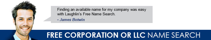Llc Name Check or LLC Name Search